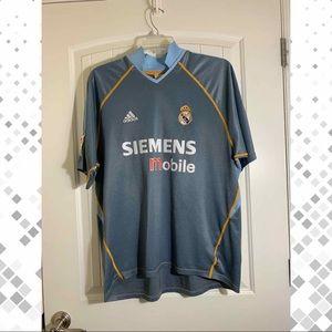Real Madrid Adidas Soccer Jersey
